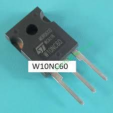 STW10NC60(10A.600V.125W)(TO-247)
