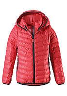 Демисезонная куртка - жилет для девочки Reima Float 531318-3340. Размеры 116-152.
