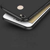 Защитный чехол KEKLLE для Xiaomi Redmi Note 5A Black - чтобы любимому смартфону было не больно падать!