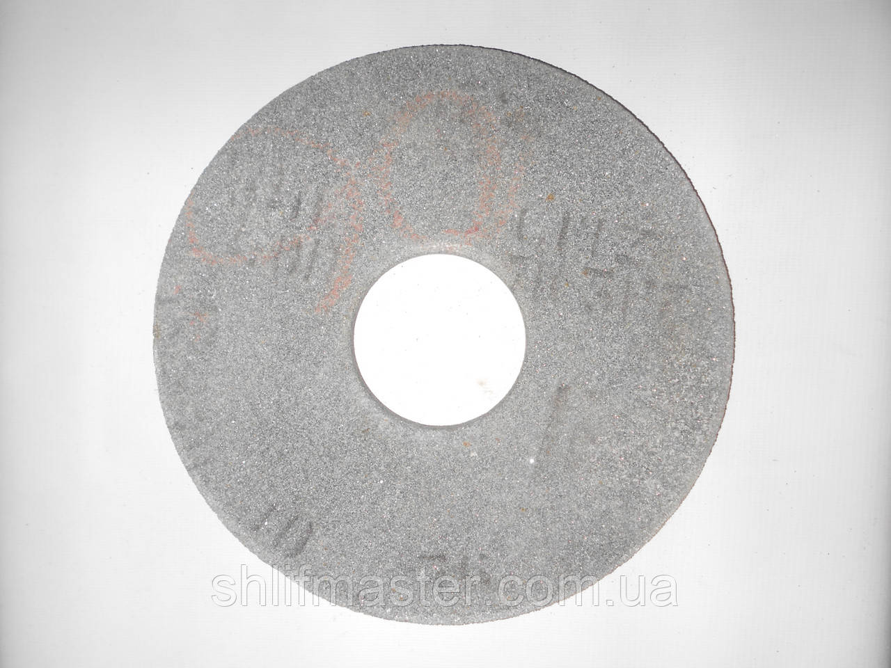 Круг абразивный шлифовальный из карбида кремния 64С (зеленый) 250х16х76 25 СТ2