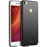 Защитный чехол KOOLIFE для Xiaomi Redmi Note 5A Black - чтобы любимому смартфону было не больно падать!