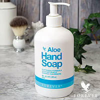 Алоэ Мыло для Рук, Форевер, США, Aloe Hand Soap, 473 мл naturalny