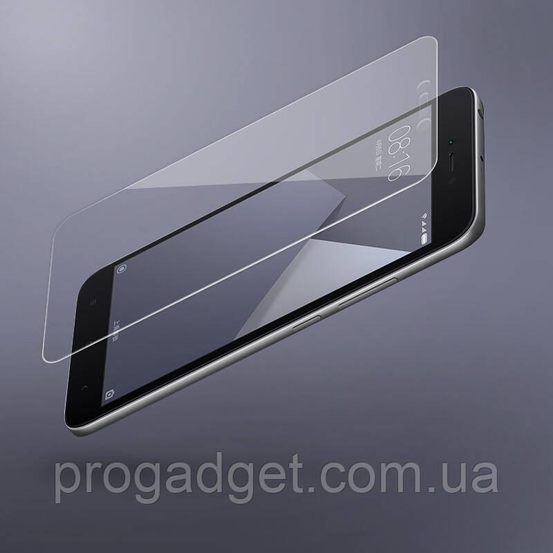 Защитная плёнка WALI (VALEA) для Xiaomi Redmi Note 5A Black - чтобы любимому смартфону было не больно падать!