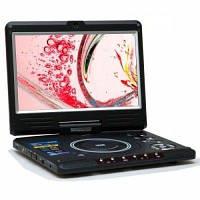 Портативный DVD плеер  NS-1489, Потративный dvd, dvd плеер 16 дюймов,двд 16 дюймов LED
