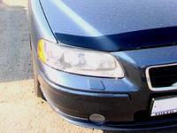 Дефлектор капота мухобойка SIM для Volvo S60 2006+