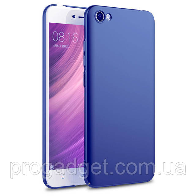 Защитный чехол STRYFER для Xiaomi Redmi Note 5A Black,Blue