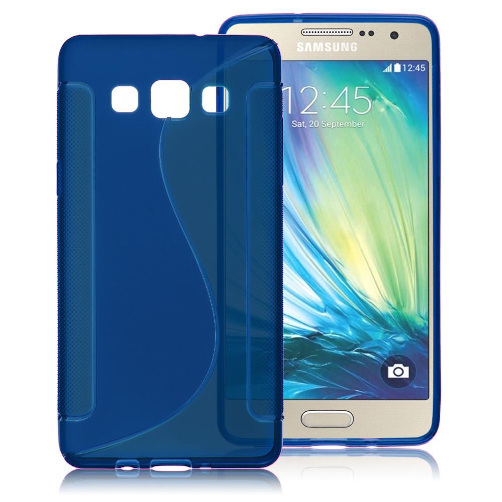 Силиконовый чехол Samsung Galaxy A5 A5000, G781