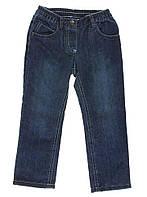 Детские утепленные джинсы для мальчика 18-24 месяцев, размер 92 Lupilu Синий IAN 115530