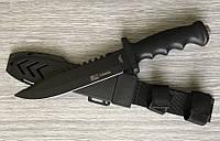 Нож армейский охотничий тактический Columbia USA Спецназ 1248a +пластиковый чехол