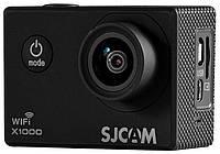 Экшн камера SJCAM X1000 WiFi Black