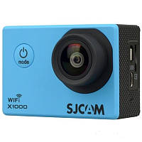 Экшн камера SJCAM X1000 WiFi Blue