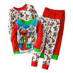Пижама Улица сезам   (США) (Размер  2Т)