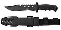 Нож армейский охотничий тактический Columbia USA Спецназ 1218a +пластиковый чехол