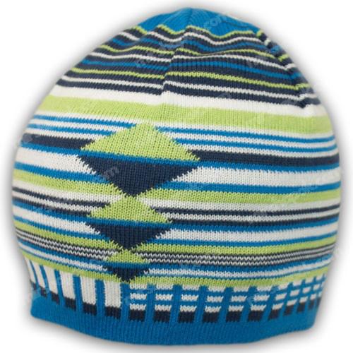 вязаные шапки для мальчиков