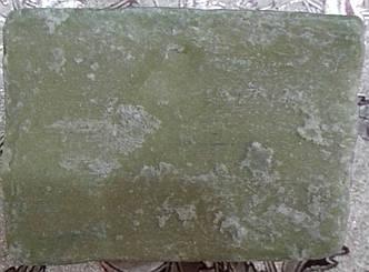 Оливковое мыло. Натуральное.  100 гр