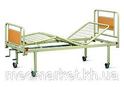 """Кровать функциональная трехсекционная на колесах """"OSD"""""""