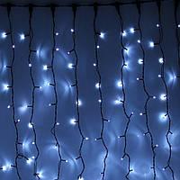 Новогодняя светодиодная гирлянда штора 3х2м 400 LED