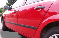 Молдинги дверей Profilex для Opel Astra J 2009 (5 дв)