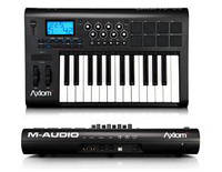 M-Audio MIDI-клавиатура M-AUDIO Axiom 25 MKII