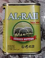 Баранина в банке. Халяль. Мясная нарезка. Luncheon meat Halal 340 г