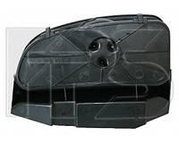 Вкладыш зеркала, левый, с подогревом, сферический, Fiat / Citroen / Peugeot, Ducato / Jumper / Boxer, 2002-2006, View Max