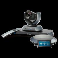 LifeSize Icon 600 -  10x Optical PTZ Camera - Phone, 2nd Generation, Dual Display, 1080P