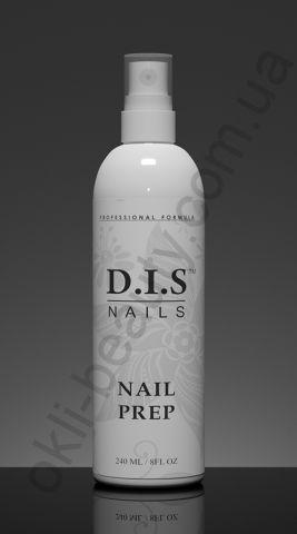 Подготовитель нігтів Nail Prep DIS (знежирювачах), 240 мл