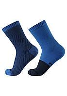 Носки для мальчика Reima Polku 527301-6981. Размеры 22-41.