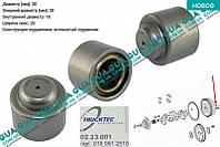 Центрирующий опорный подшипник коленвала ( направляющий первичного вала ) 02.23.001 Ford TRANSIT 2000-2006, Ford TRANSIT 2006-, Mercedes SPRINTER