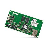ETHM-1 ETHERNET модуль для удаленной работы с ППК INTEGRA по компьют. сети Охранная сигнализация