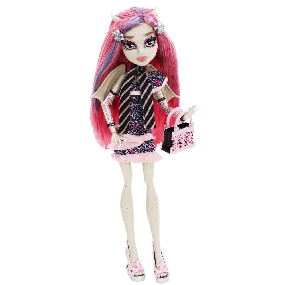 Кукла Рошель Гойл из серии Ночная жизнь Monster high, фото 1