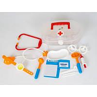 Медицинский набор 914 Орион, игровой набор врача, игра для детей, игрушка