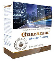 Енергетик Olimp Guaranax /80mg of caffeine/ 60 caps