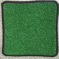 Коврик под дверь зеленый 390х390 мм