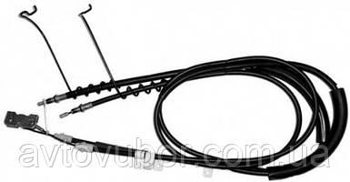 Трос ручника Connect высокая база -ABS