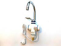 Водонагреватель проточный, электрический кран с подогревом 3000W (L.I.Z)