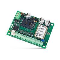 GPRS-T4 модуль мониторинга GPRS/SMS, 8 входов, 4 выхода, дистанц. упр-е выходами Охранная сигнализация