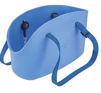 Мягкая переноска для маленьких собак WITH-ME BLUE ferplast