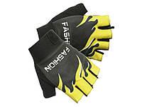 Перчатки спортивные для велосипедиста Outerdo-Fashion  Желтый