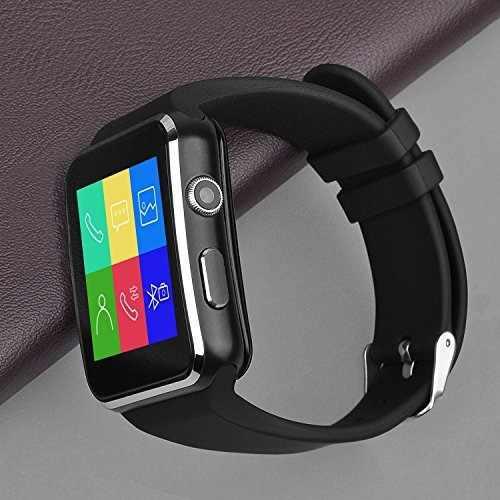 Смарт часы X6, UWatch, Smart watch, умные часы, наручные часы, качественные 9fb50647cd7