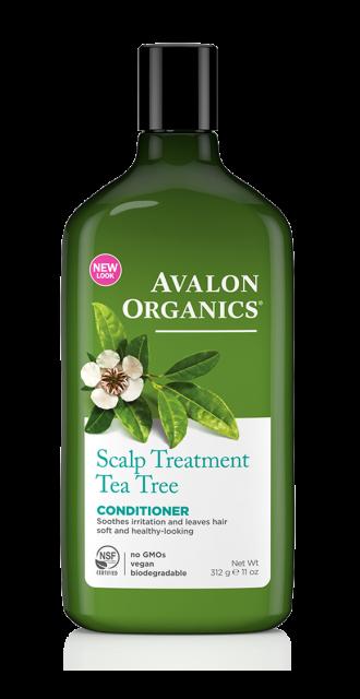 Кондиціонер для терапії шкіри голови «Чайне Дерево» *Avalon Organics (США)*