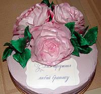 Бумага вафельная для флористики и пищевого принтера kopyform