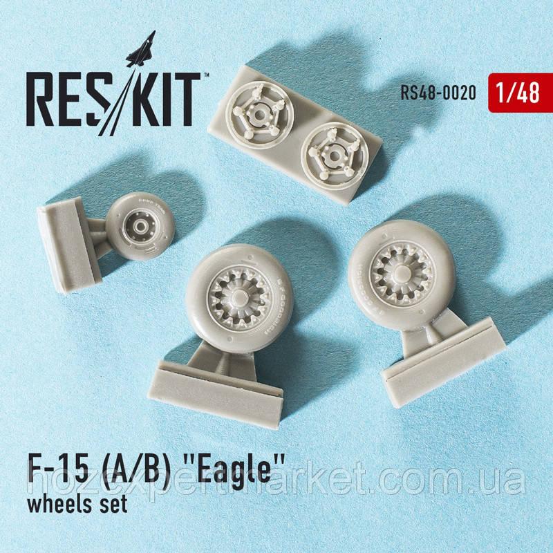 Смоляные колеса для самолета F-15 (A/B) Eagle