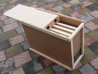 Ящик для перевозки пчел на 4 рам.