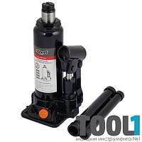 Домкрат гидравлический бутылочный 8Т Miol Е-80-040