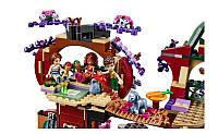 """Качественный конструктор для детей Bela 10414 аналог Lego Elves """"Убежище Эльфов"""""""