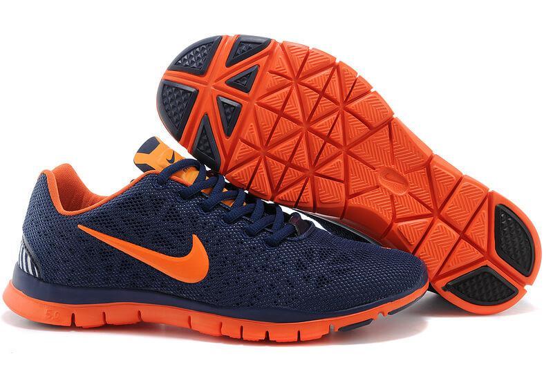Кроссовки Nike Free TR Feet Navy Red