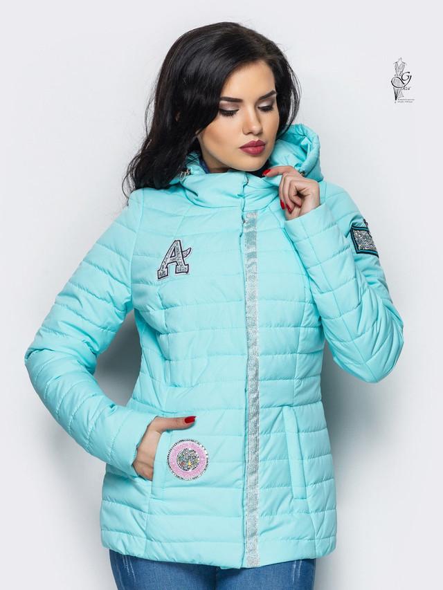 Фото Женской курточки весенней Найс
