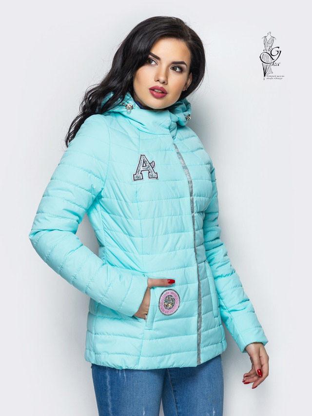 Фото-1 Женской курточки весенней Найс