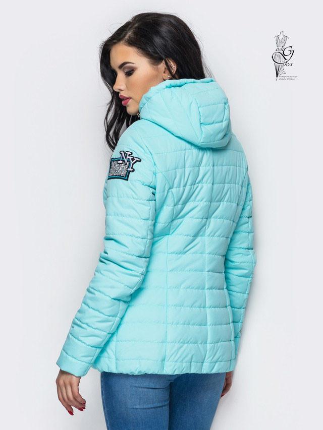 Фото-2 Женской курточки весенней Найс